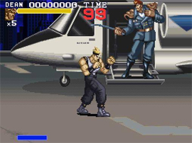 Final Fight 3 - Beat'n up - 2 Jogadores - Super Nintendo - Capcom 1995