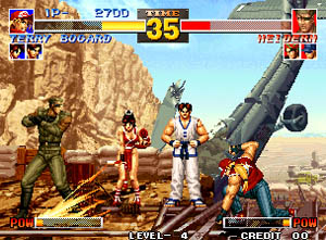 The King of Fighters '95 - Arcade - Luta - 2 Jogadores - SNK 1995