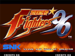 The King of Fighters '96 - Arcade - Luta - 2 Jogadores - SNK 1996