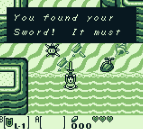 The Legend of Zelda - Link's Awakening - Game Boy - RPG - 1 Jogador - Nintendo 1993